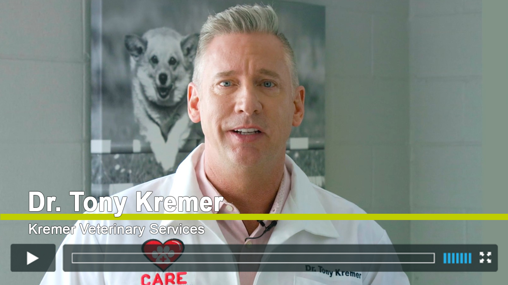 Vimeo - Dr Tony Kremer - Wound Healing Post Surgery Care and Rehabilitation with Laser Treatments