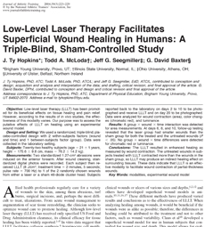 Low-Level_Laser_Therapy_Facilitates_Superficial_Wound_Healing_in_Humans_2004