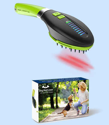 The Dog Med Laser Package
