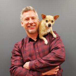 Dr Tony Kremer - Presenting Dog Med Laser