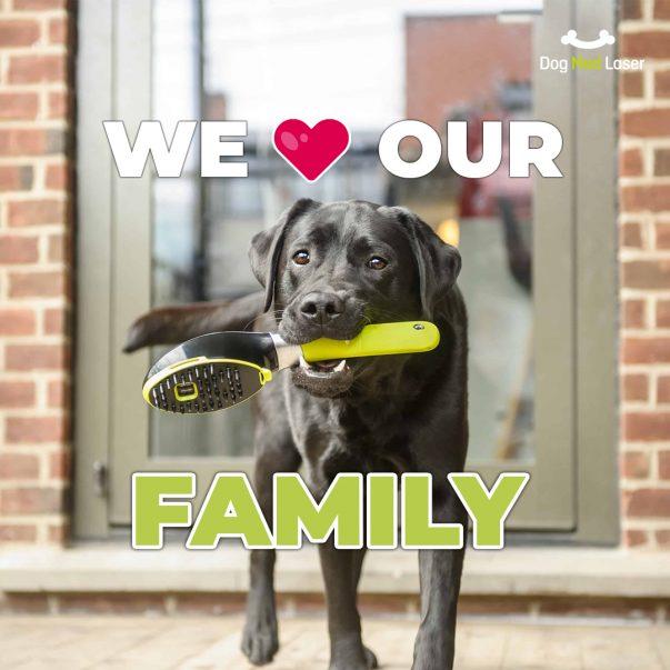 We Love Family - 1080 x 1080px